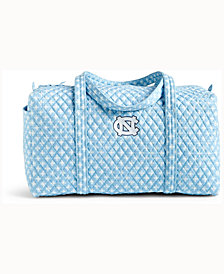Vera Bradley North Carolina Tar Heels Large Duffel