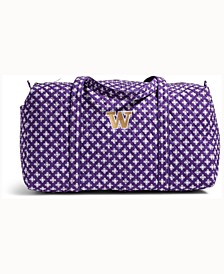 Washington Huskies Duffle