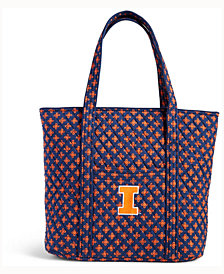 Vera Bradley Illinois Fighting Illini Tote