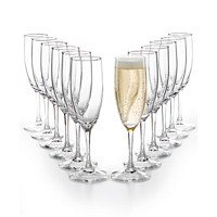 Martha Stewart Essentials 12-Pc. Flutes Set
