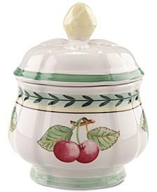Dinnerware, French Garden Fleurence Sugar Bowl