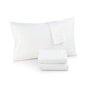 AQ Textiles Easton 100% Cotton 620 Thread 4-Piece Sheet Sets