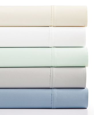 CLOSEOUT! Easton 4-Pc Sheet Sets, 620 Thread Count 100% Cotton, Created for Macy's