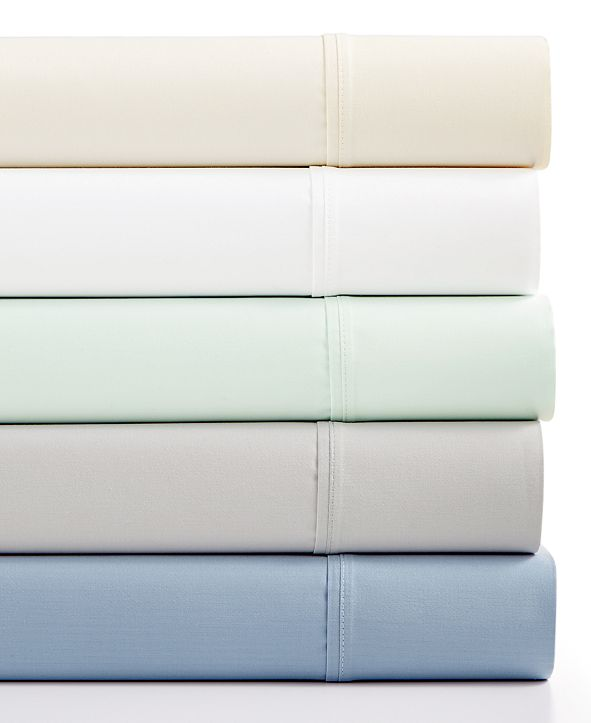 AQ Textiles CLOSEOUT! Easton California King 4-Pc Sheet Set, 620 Thread Count 100% Cotton, Created for Macy's