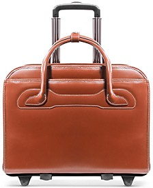 Willowbrook Detachable Wheeled Briefcase