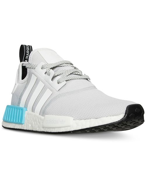 new product 26603 afb03 ... adidas Big Boys  NMD Casual Sneakers from Finish ...
