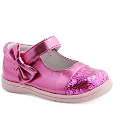 Mobility By Nina Moon Side-Bow Mary-Janes, Baby & Toddler Girls
