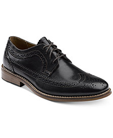 G.H. Bass & Co. Men's Clinton Wing-Tip Oxfords
