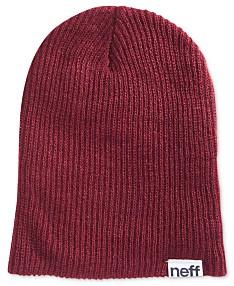 8c18060fa Red Beanie - Macy's