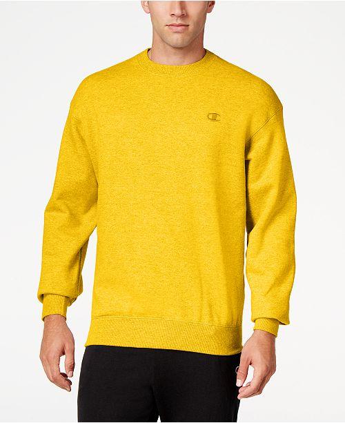 Champion Men's Powerblend Fleece Sweatshirt