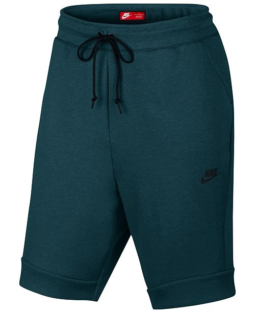 403dfe5adf7378 Nike Men s Tech Fleece Shorts   Reviews - Shorts - Men - Macy s