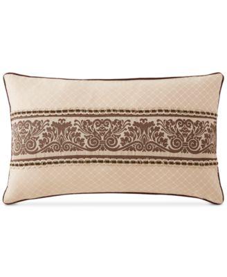 """CLOSEOUT! Astor 12"""" x 20"""" Decorative Pillow"""