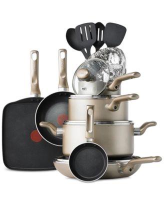 tfal culinaire 16pc cookware set