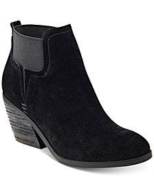 GUESS Women's Galeno Block-Heel Booties