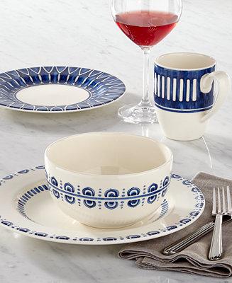 Mikasa Siena Dinnerware Collection Dinnerware Dining