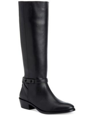 COACH Caroline Tall Riding Boots - Boots - Shoes - Macy's