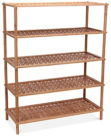 5-Tier Shoe Rack