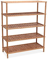 Household Essentials 5-Tier Shoe Rack