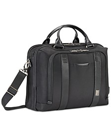 Crew Executive Choice USB Pilot Briefcase