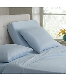 Split King 5-pc Sheet Set, 400 Thread Count 100% Cotton Sateen