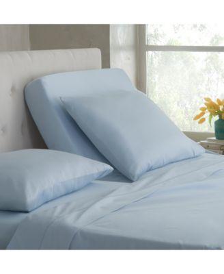 martex split king 5pc sheet set 400 thread count 100 cotton sateen - Split King Adjustable Bed