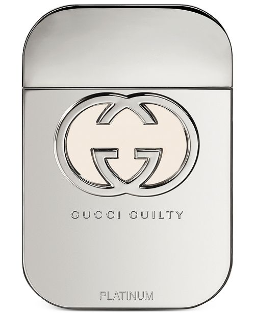 81559b920f Gucci Guilty Platinum Edition Eau de Toilette, 2.5 oz & Reviews - All ...