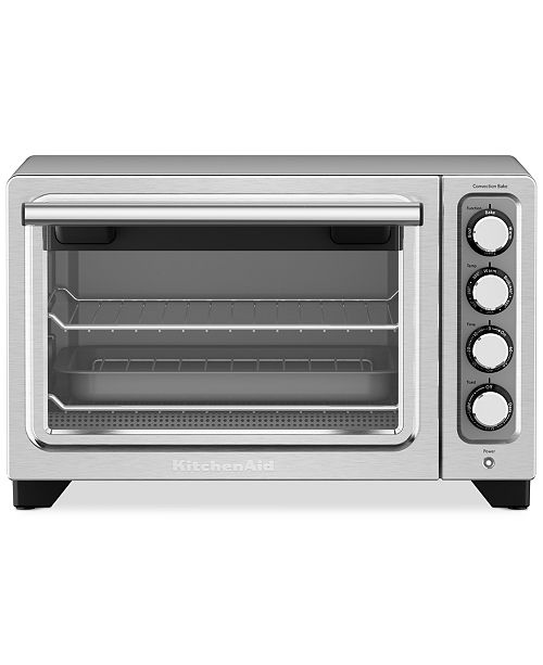 Kitchenaid Kco253 Compact Toaster Oven Amp Reviews Small