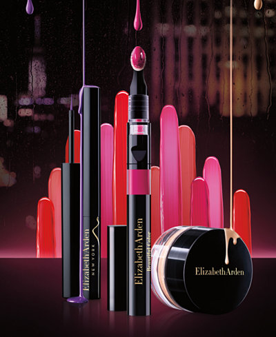 elizabeth arden liquid assets color collection  makeup