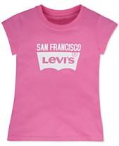 5c7b9761d Levi's® San Francisco Graphic-Print City T-Shirt, Little Girls (4