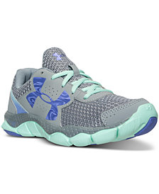 Under Armour Big Girls'  Engage BL Running Sneakers from Finish Line