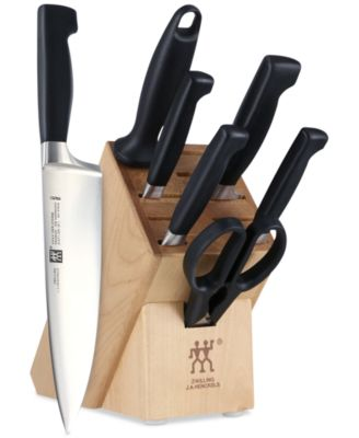 ja henckels four star 8pc cutlery set