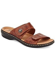 Collections Women's Leisa Lacole Flat Sandals