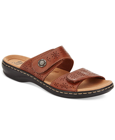 Clarks Collections Women's Leisa Lacole Flat Sandals