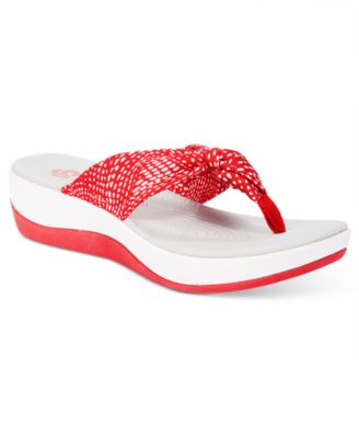 Image of Clarks Collections Women's Arla Glison Flip-Flops