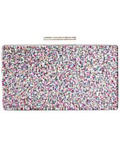 INC International Concepts Sparkle Clutch, Created for Macy's