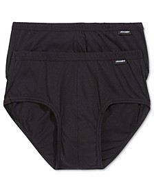 Men's Underwear, Elance Poco Brief 2 Pack