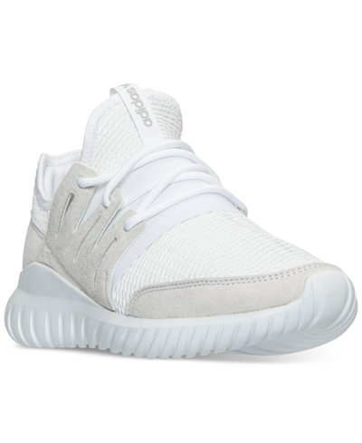 adidas Originals TUBULAR RADIAL Trainers clear brown/light