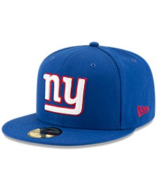 New York Giants Team Basic 59FIFTY Fitted Cap