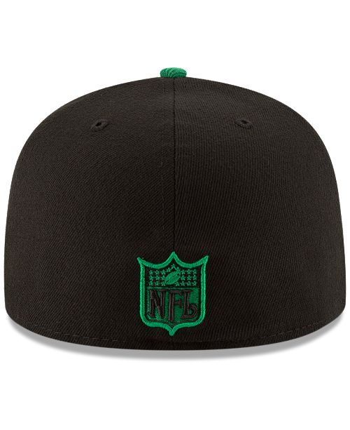 b26a491646a New Era Philadelphia Eagles Team Basic 59FIFTY Fitted Cap   Reviews ...