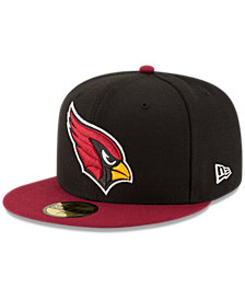 New Era Arizona Cardinals Team Basic 59FIFTY Fitted Cap