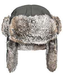 Woolrich Supplex Faux-Fur Trooper