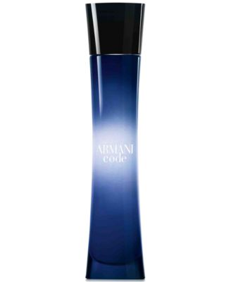 Armani Code for Women Eau de Parfum Spray, 2.5 oz.