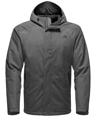 The North Face Men's Inlux Waterproof Zip Hooded Jacket - Coats ...
