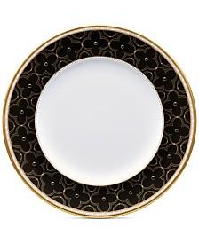 Noritake Trefolio Gold Accent Plate