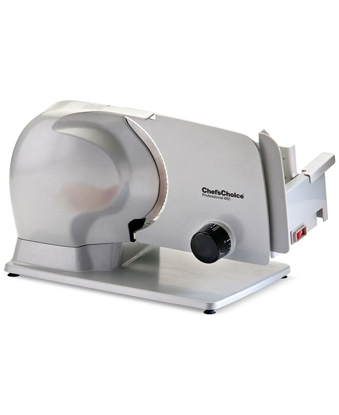 Chef'sChoice® Edgecraft M665 Professional Electric Food Slicer