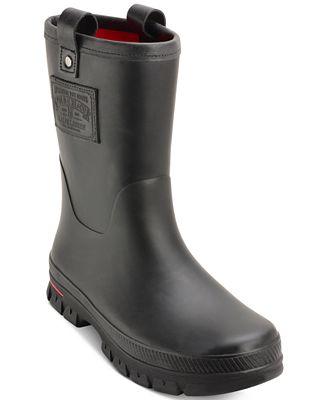 Polo Ralph Lauren Men's Warrington Rain Boots - All Men's Shoes ...