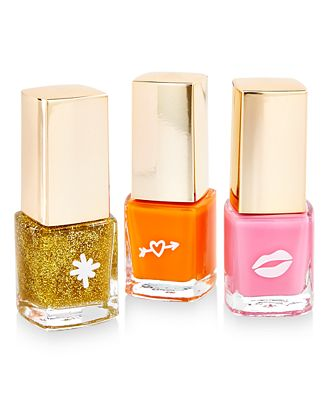 INC International Concepts 3-Pc. Nail Polish Set, Created for Macy's