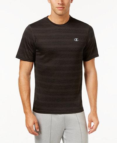 Champion Men's Heathered Vapor T-Shirt