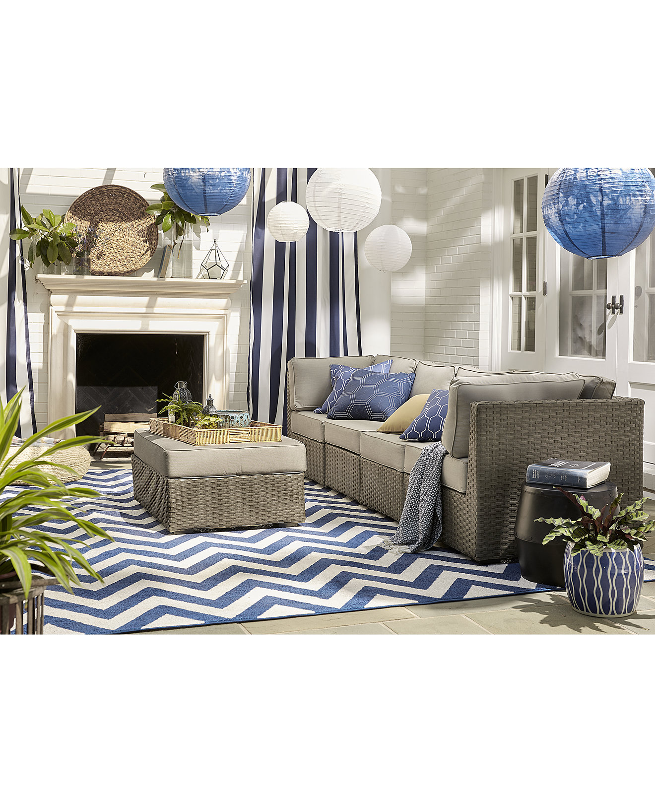 Rooms To Go Living Room Set With Tv Outdoor And Patio Furniture Macys