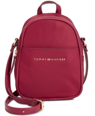 Tommy Hilfiger Tommy Script Mini Crossbody Backpack